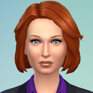 Dana Scully Face