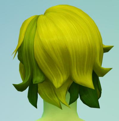 greenhairback