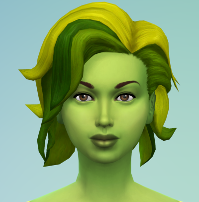 greenhairfront