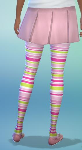 pinkandgreenstripeback