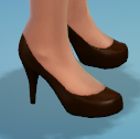 ChocolateBrownPumps