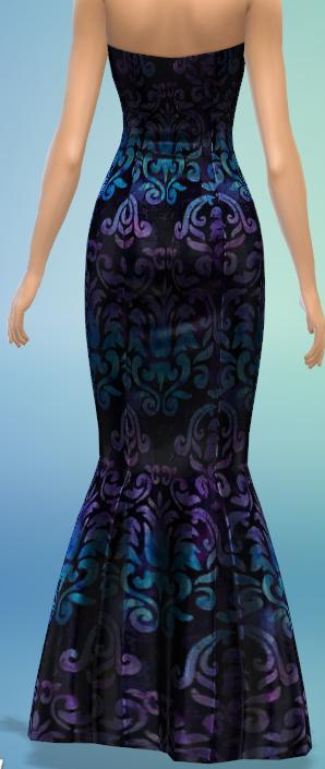 purplepatternback
