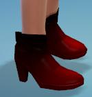red-blackfadeboots